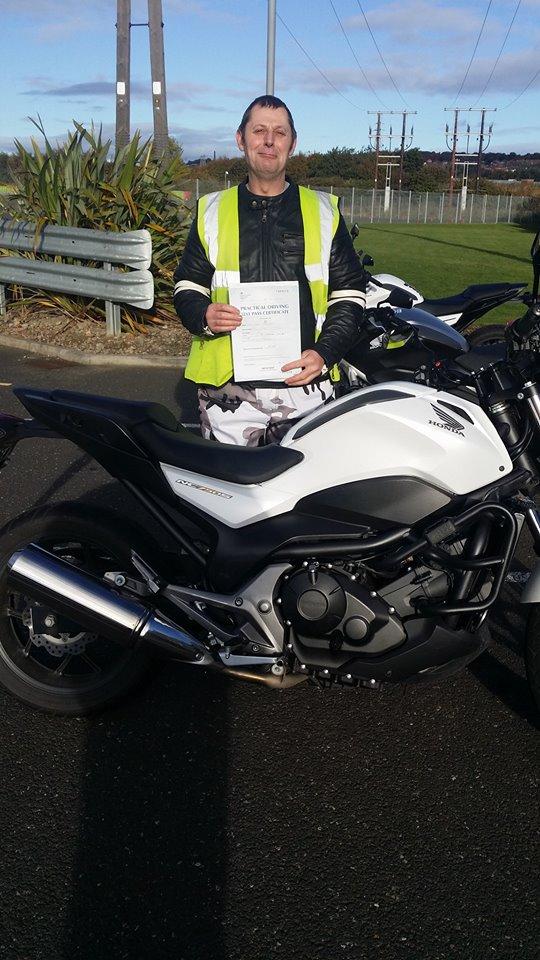 Wheels Motorcycle Training Sunderland